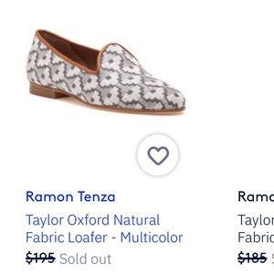 Ramon Tenza Taylor- Oxford